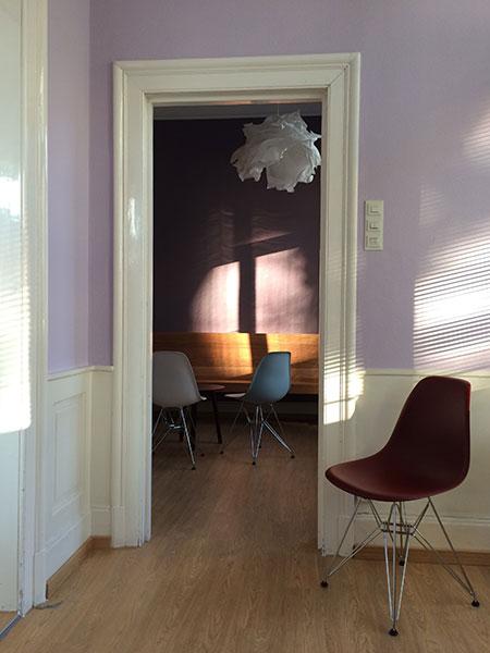 Hausarzt Praxisräume in Stuttgart Dr. Heinle